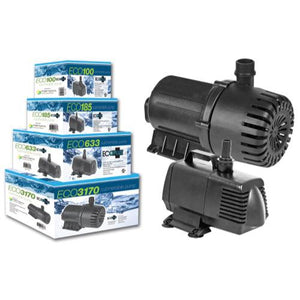 EcoPlus Adjustable Water Pump 172 GPH