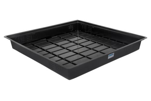 Duralastics Flood Table 4 ft x 4 ft - Black