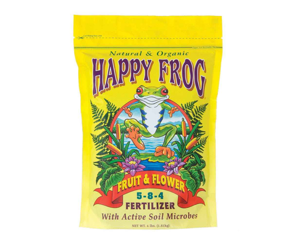 Happy Frog Fruit & Flower, 4 lbs.