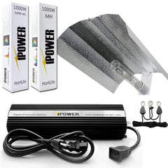 1000-Watt Light Digital HPS MH Grow Light System