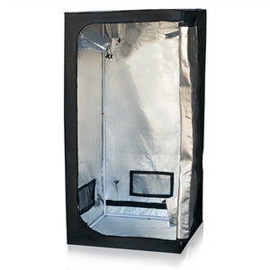 "Grow Tent Reflective Mylar 32"" X 32"" X 63"" Hydroponics Plant Growing Room"
