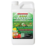 Organocide 3-in-1 Garden Spray Concentrate, qt