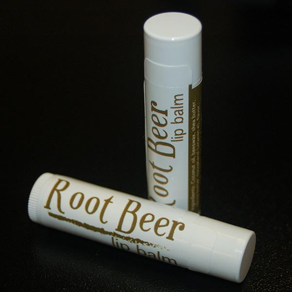 Root Beer Lip Balm- All Natural