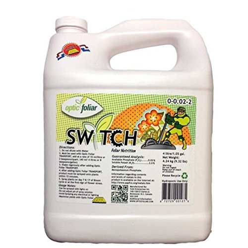 Optic Foliar Switch