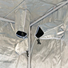 "Load image into Gallery viewer, Grow Tent Reflective Mylar 32"" X 32"" X 63"" Hydroponics Plant Growing Room"