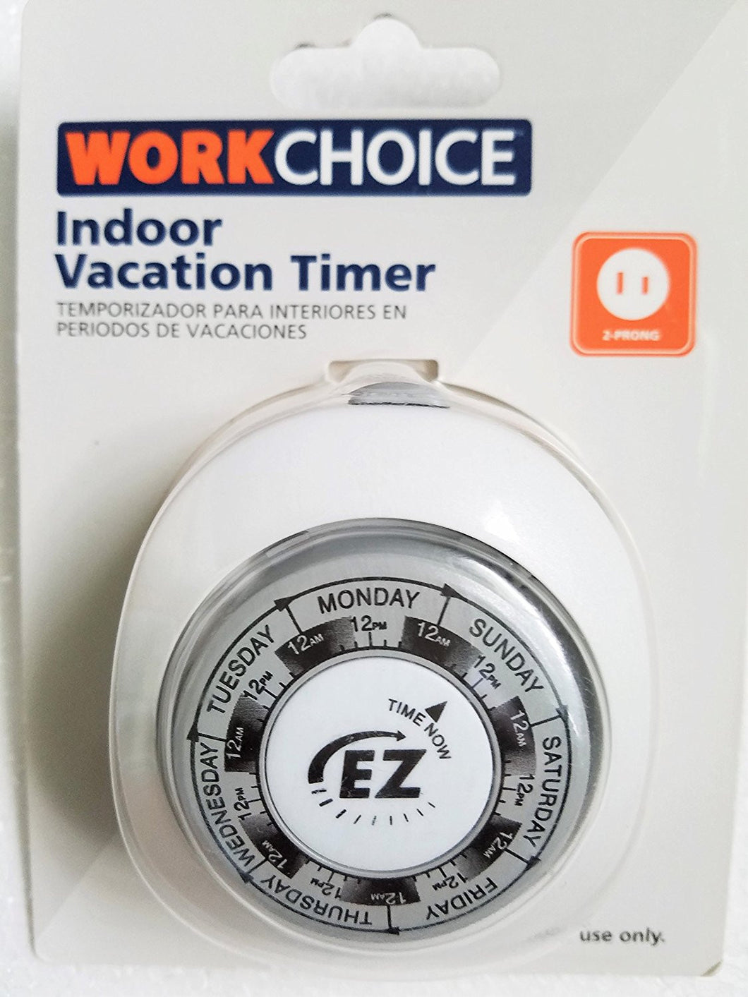 work choice timer