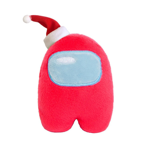 Soft Plush Among Us Plush Among Us Game Plush Toy With Music Kawaii Stuffed Doll Christmas Gift Cute Red Small Among Us Plushie