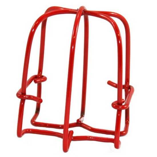 Red Steel Wire 1-Piece Red Head Guard 1/2 in. IPS
