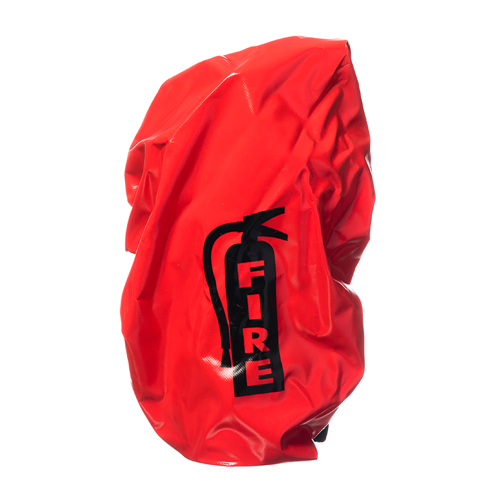 20 lb. Elastic Back Extinguisher Cover, No Window