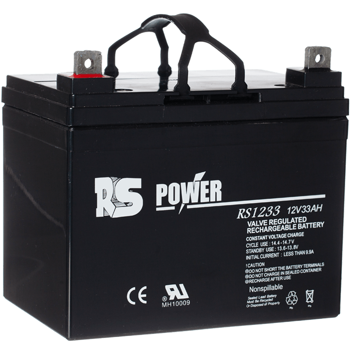 12V 35 Ah Sealed Lead Acid Battery (LOCAL PICK-UP ONLY)