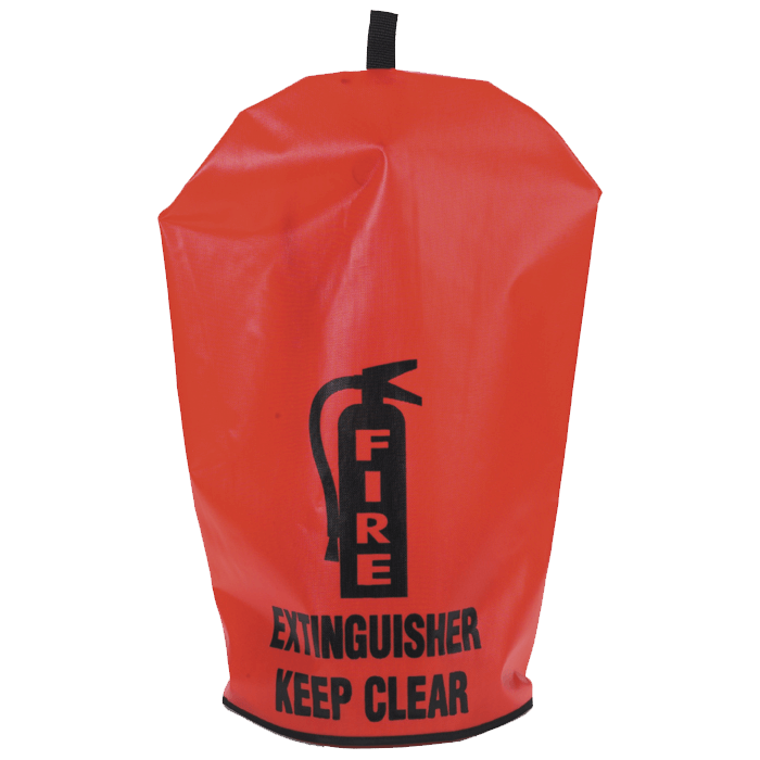20 lb. Extinguisher Cover, No Window