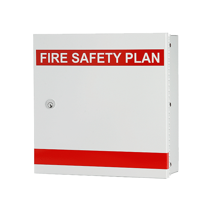 Fire Safety Plan Box, Mikor Lock