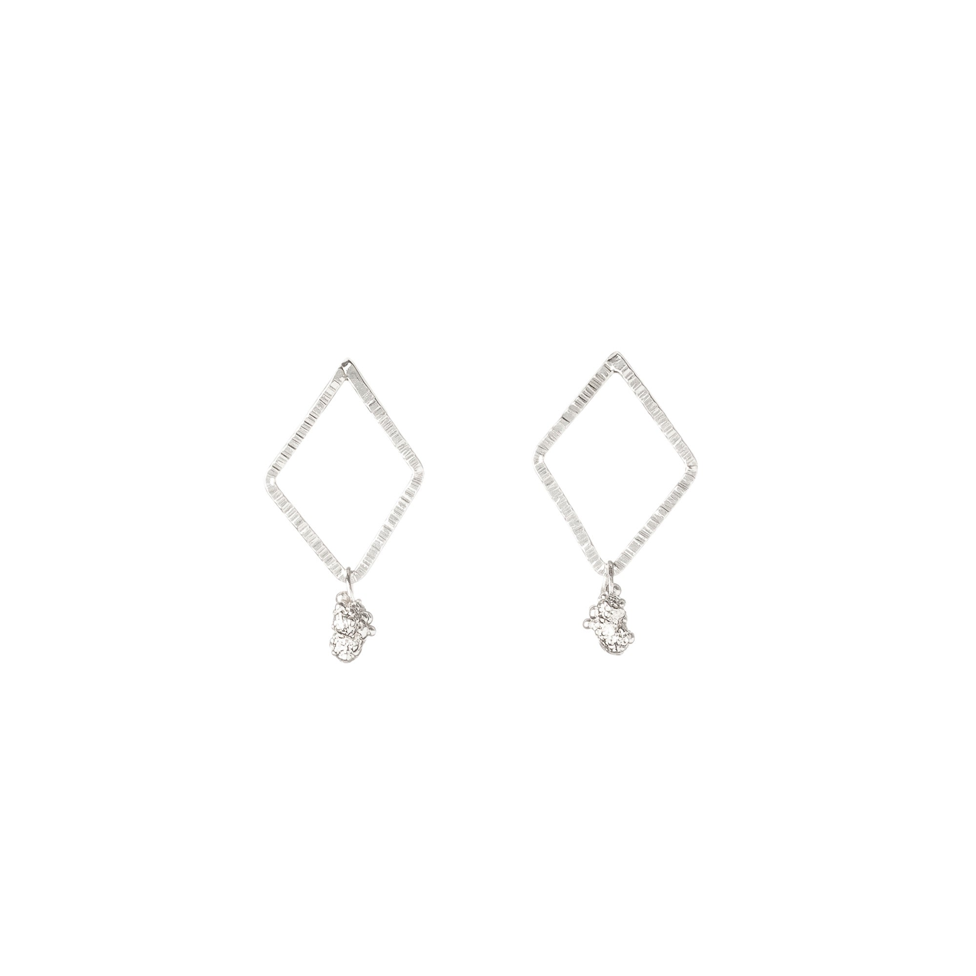 Diamond Wattle Studs