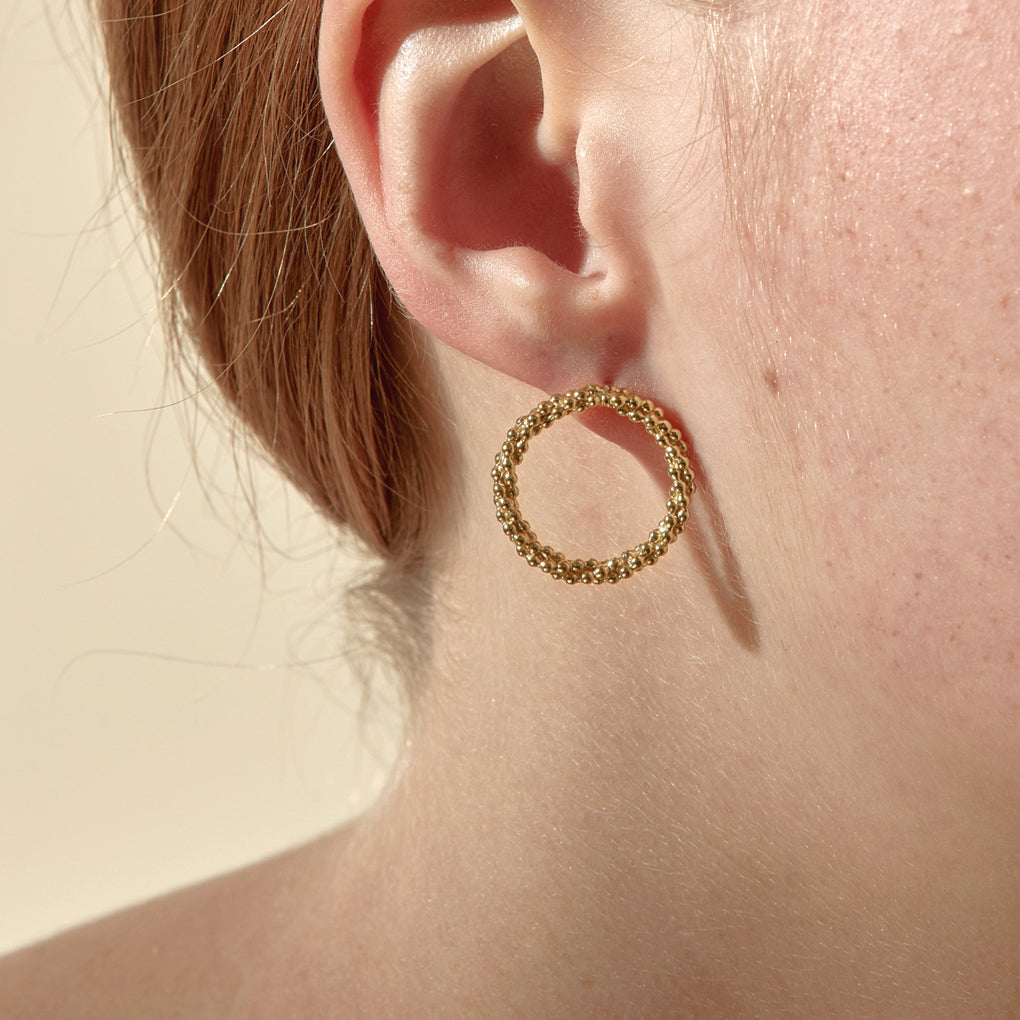 Seed Garland Studs