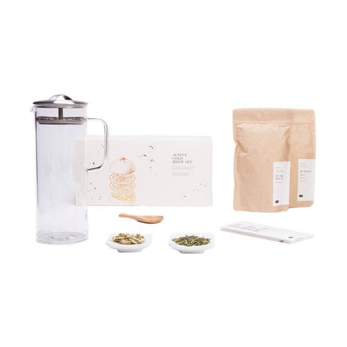 PAPER & TEA P & T COLD BREW SET GIFT SET NATURALLY NAUGHTY STORE NNSTORE HK