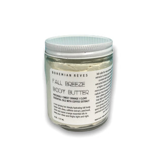 BOHEMIAN RÊVES FALL BREEZE BODY BUTTER SKINCARE NATURALLY NAUGHTY STORE NNSTORE HK