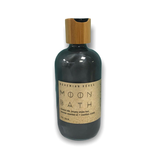 BOHEMIAN RÊVES MOON BATH SKINCARE NATURALLY NAUGHTY STORE NNSTORE HK