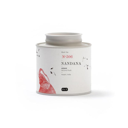 PAPER & TEA P & T NANDANA N°506 SINGLE ORIGIN NATURALLY NAUGHTY STORE NNSTORE HK
