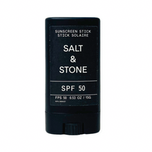 Load image into Gallery viewer, SALT & STONE SUNSCREEN FACE STICK SPF 30 / 50 TINTED SUNBLOCK SKINCARE NATURALLY NAUGHTY STORE NNSTORE HK