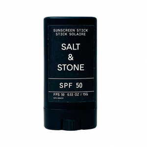 SALT & STONE SUNSCREEN FACE STICK SPF 30 / 50 TINTED SUNBLOCK SKINCARE NATURALLY NAUGHTY STORE NNSTORE HK