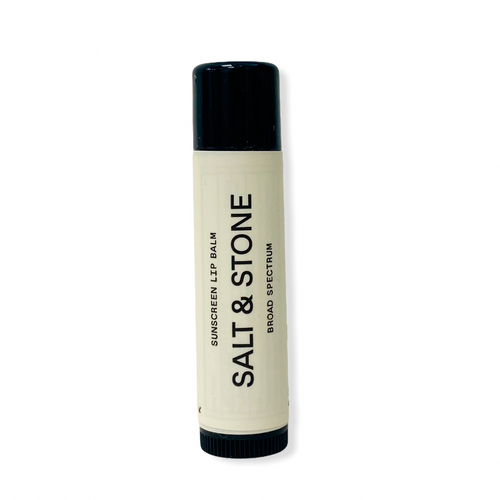 SALT & STONE SPF 30 LIP BALM SUNBLOCK SUNSCREEN SKINCARE NATURALLY NAUGHTY STORE NNSTORE HK
