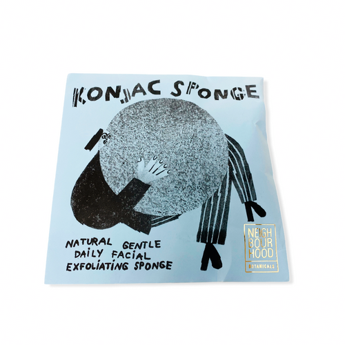 Konjac Sponge Neighbourhood Botanicals
