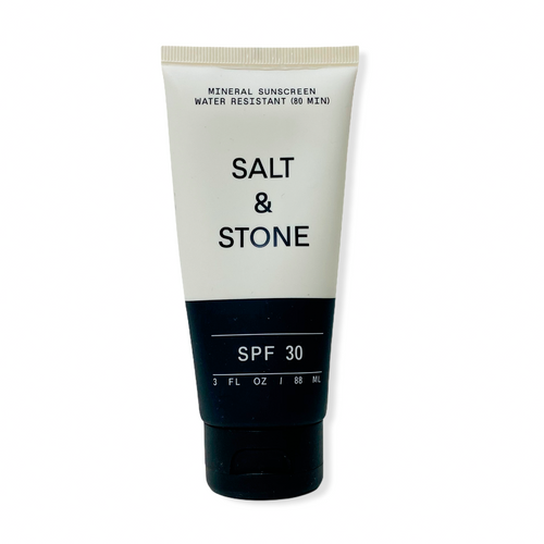 SALT & STONE SPF 30 NATURAL MINERAL SUNSCREEN LOTION SUNBLOCK SKINCARE NATURALLY NAUGHTY STORE NNSTORE HK