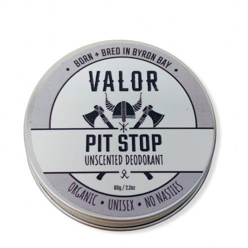 Valor Pit Shop Deodorant - Unscented