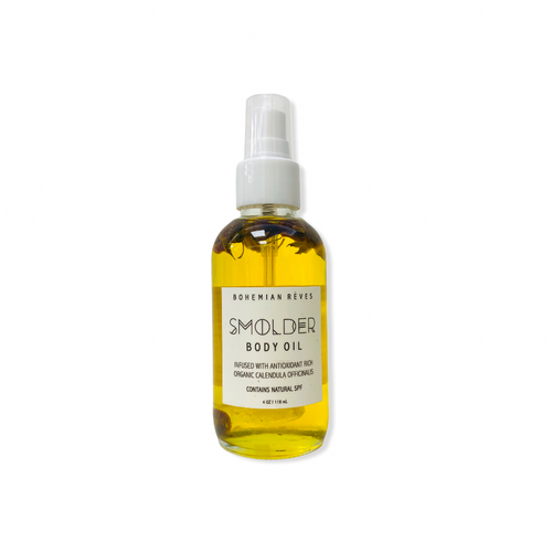 BOHEMIAN RÊVES SMOLDER BODY OIL SKINCARE NATURALLY NAUGHTY STORE NNSTORE HK