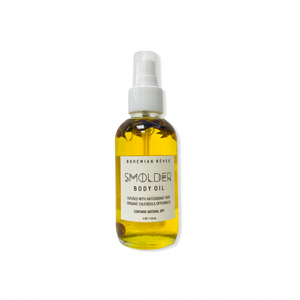 Smolder Body Oil Bohemian Rêves