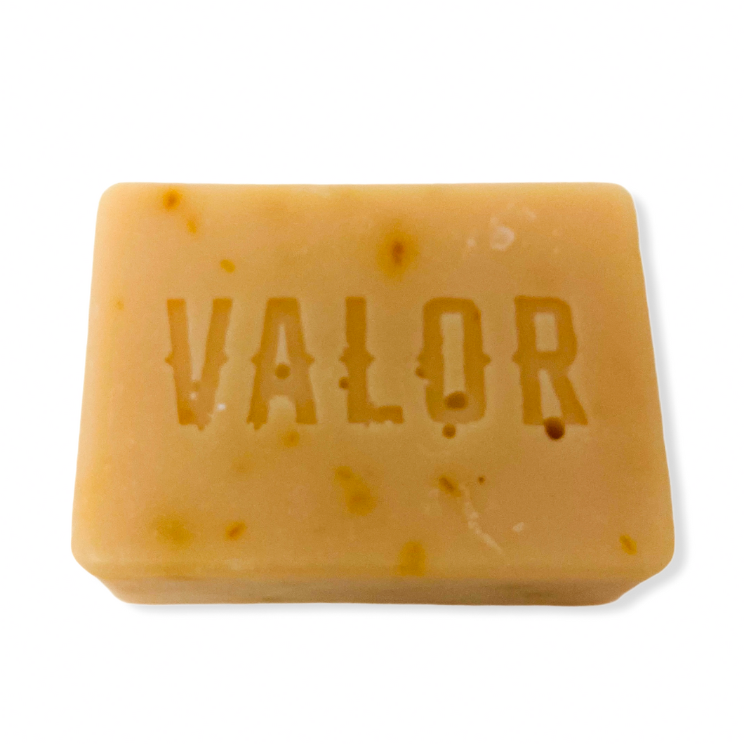 VALOR FACE & BODY SOAP BYRON SPICE SKINCARE BODYCARE NATURALLY NAUGHTY STORE NNSTORE HK