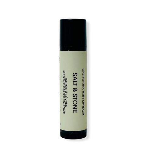 SALT & STONE CALIFORNIA MINT LIP BALM SKINCARE NATURALLY NAUGHTY STORE NNSTORE HK
