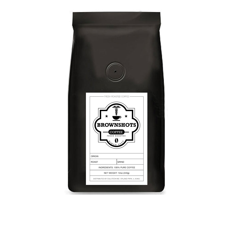 Latin American Blend - Brown Shots Coffee