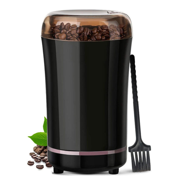 ELECTRIC GRINDER BEAN SPICE - Brown Shots Coffee
