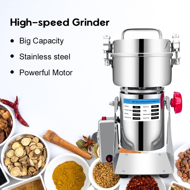 SWING MILL GRINDING MACHINE - Brown Shots Coffee