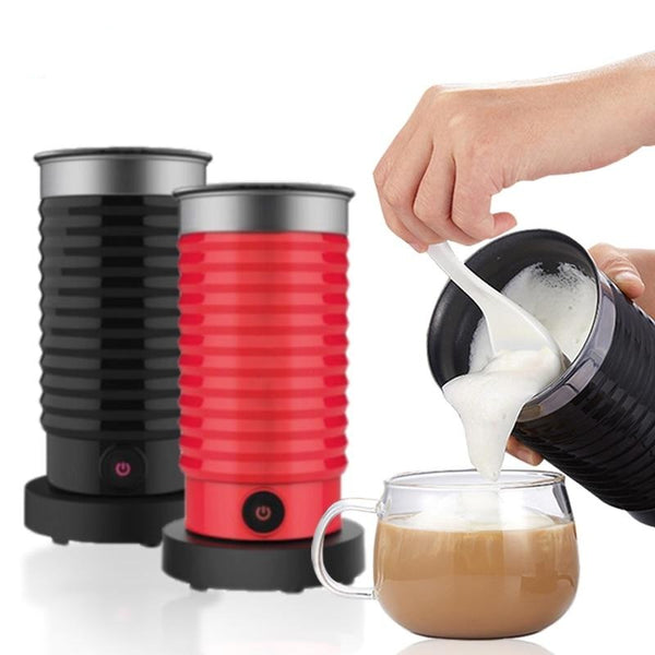 FULL AUTOMATIC MILK FROTHER MACHINE - Brown Shots Coffee