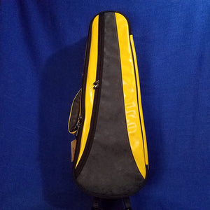 Ohana Concert Ukulele Soft Case Bright Yellow / Black UCS-24BY Accessory