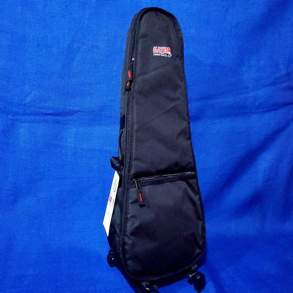 Gator Tenor Ukulele Gig Bag GBE-UKE-TEN Basic Black Economy Accessory