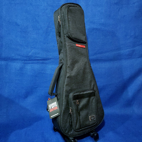 Gator Tenor Ukulele Black Transit Gig Bag GT-UKE-TEN-BLK Accessory