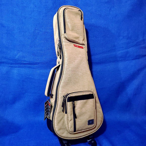 Gator Tenor Ukulele Tan Transit Gig Bag GT-UKE-TEN-TAN Accessory