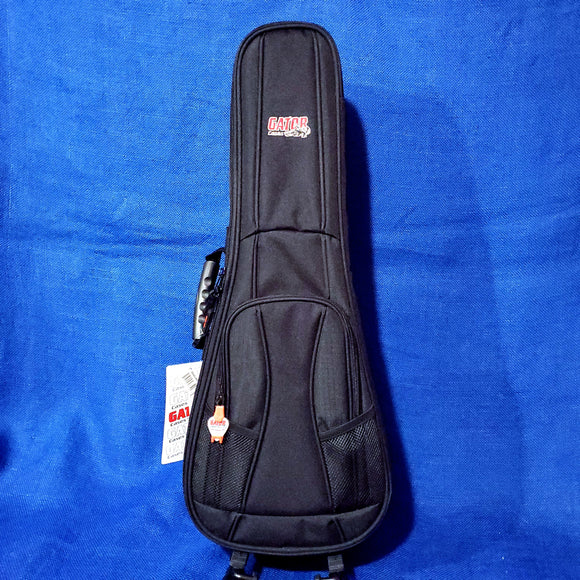 Gator Tenor Ukulele 4G Series Gig Bag 20mm GB-4G-UKE TEN Accessory