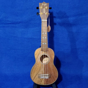 Flight Soprano DUS450 Blem Laminate Mango Ukulele w/ Bag i085