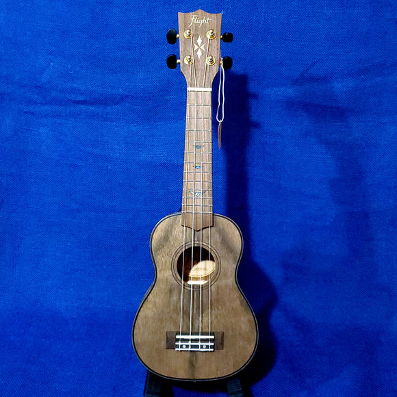 Flight Soprano DUS430 Laminate Dao Ukulele w/ Bag i103