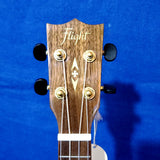 Flight Soprano DUS445 Laminate Acacia Gloss Ukulele w/ Bag i105