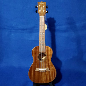 Flight Concert DUC445 Laminate Acacia Gloss Ukulele w/ Bag i156