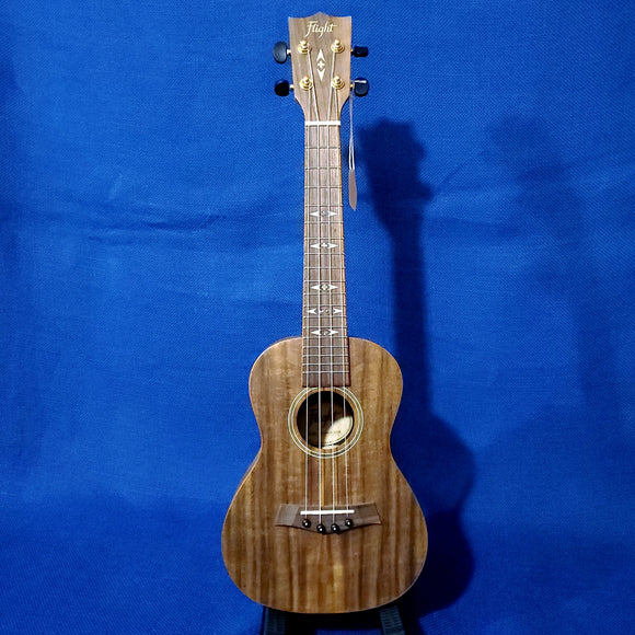 Flight Concert DUC440 Laminate Acacia Matte Ukulele w/ Bag i157
