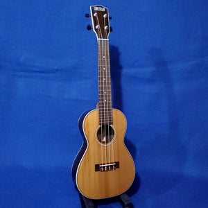 Makai Concert LC-80RG Blem All Solid Cedar / Rosewood Gloss Ukulele i197