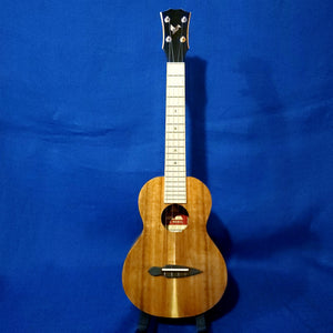 The Rebel Tenor Prototype All Solid Acacia Maple Fretboard Ukulele w/ Bag i289