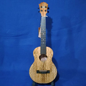 KoAloha Tenor All Solid Mango KTM-00MG Made in Hawaii Ukulele w/ Hardcase i494