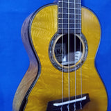 Ohana Concert CK-150SMP Laminate Spalted Maple Comfort Edge Gloss Ukulele i573